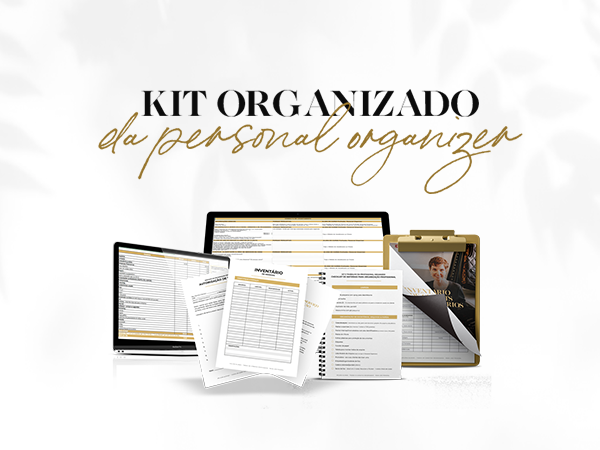 Capa do Curso Kit Organizado
