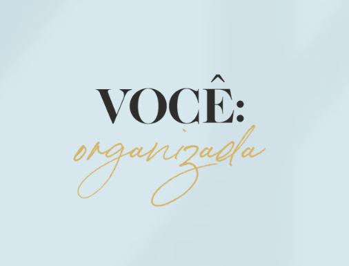Capa do Curso Você: Organizada