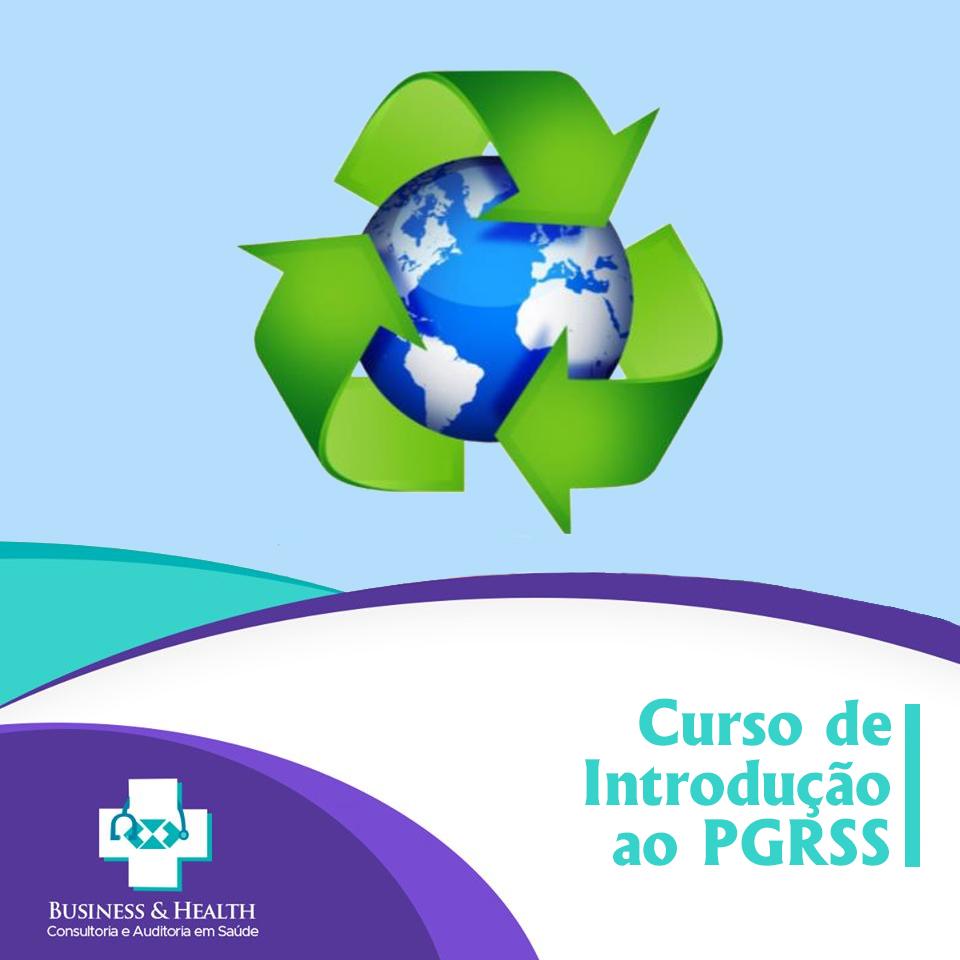 Capa do Curso Introdução ao PGRSS