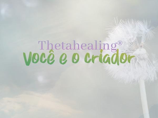 Capa do Curso VOCÊ E O CRIADOR - 22 e 23 de outubro