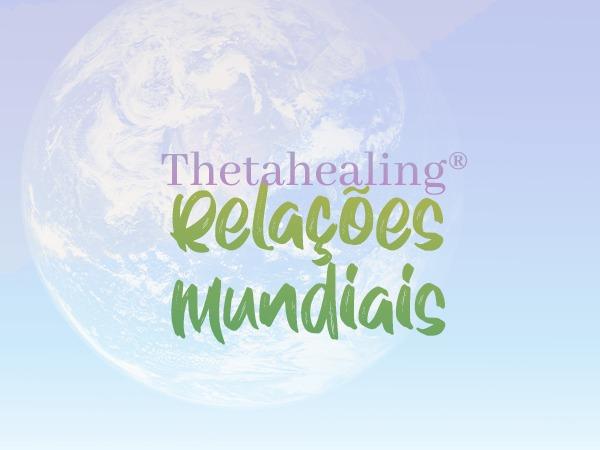 Capa do Curso RELAÇÕES MUNDIAIS 22 a 27 de novembro