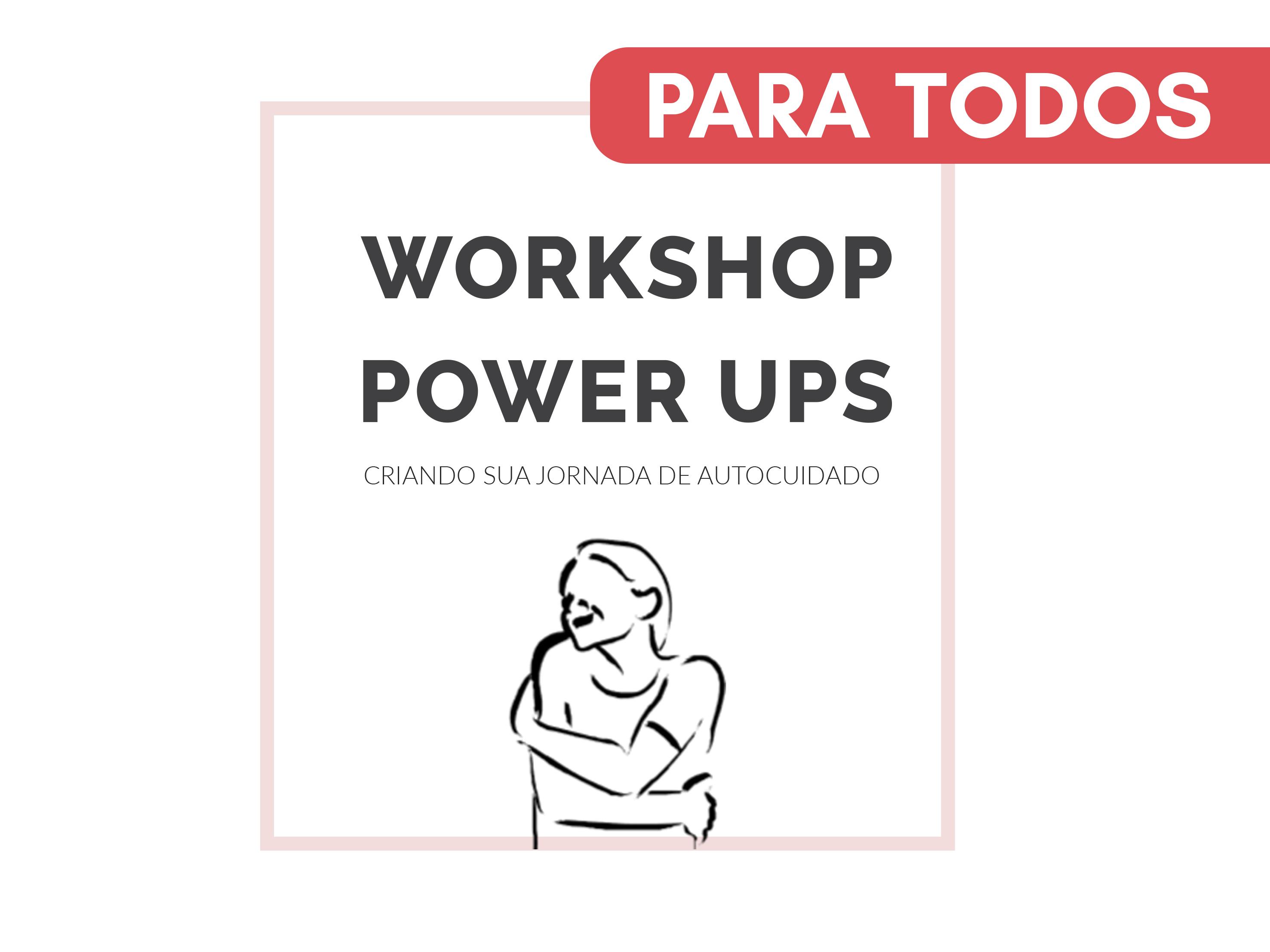 Capa do Curso Workshop Power Ups