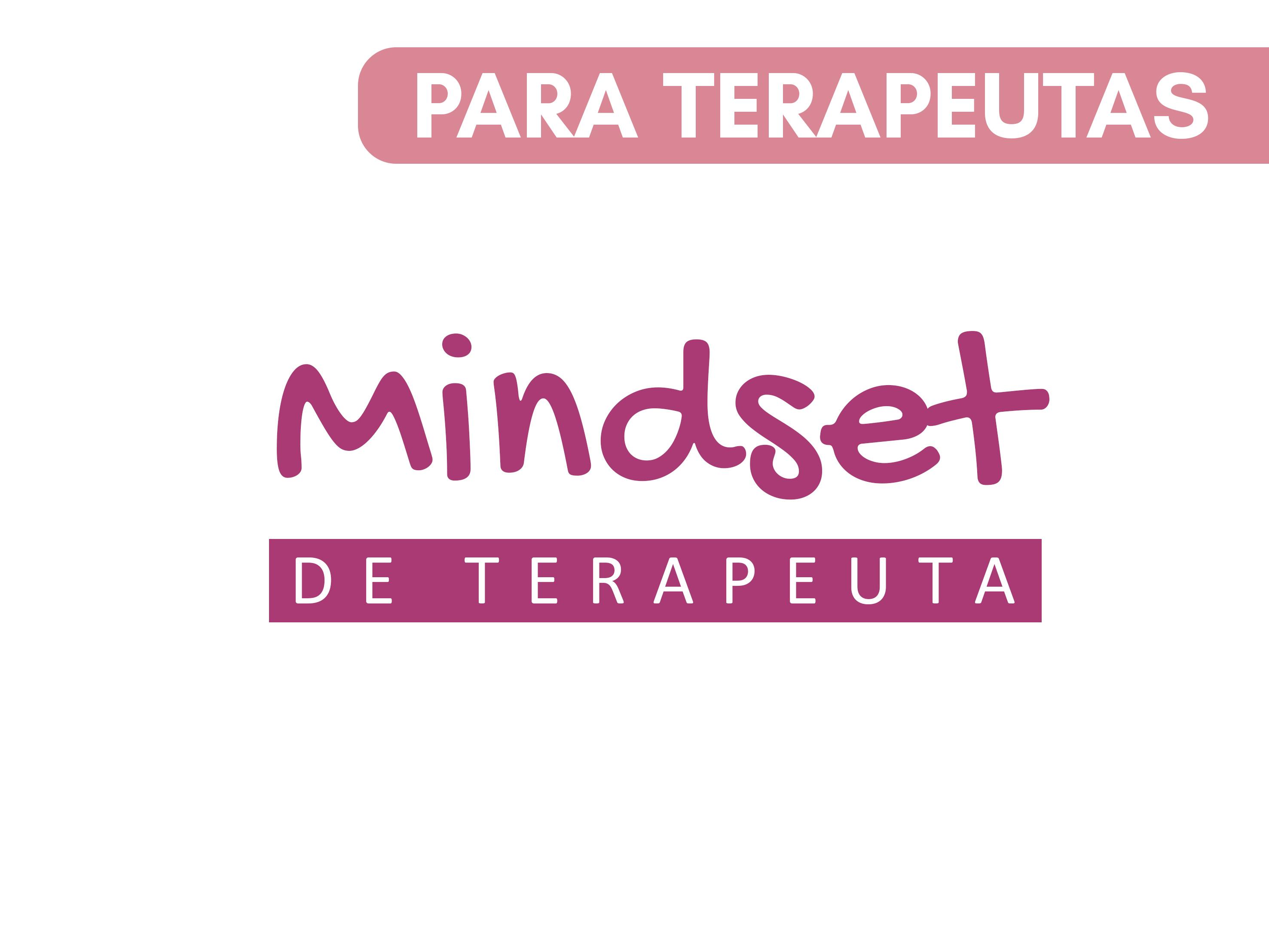 Capa do Curso Mindset de Terapeuta