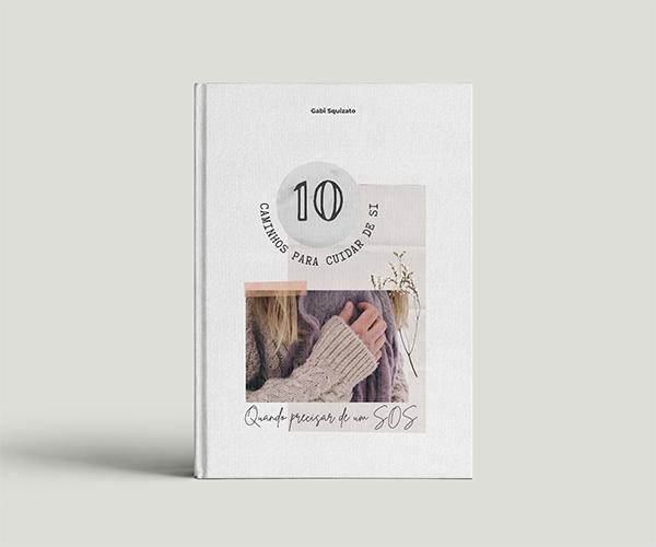 Capa do Curso 10 Caminhos para cuidar de si